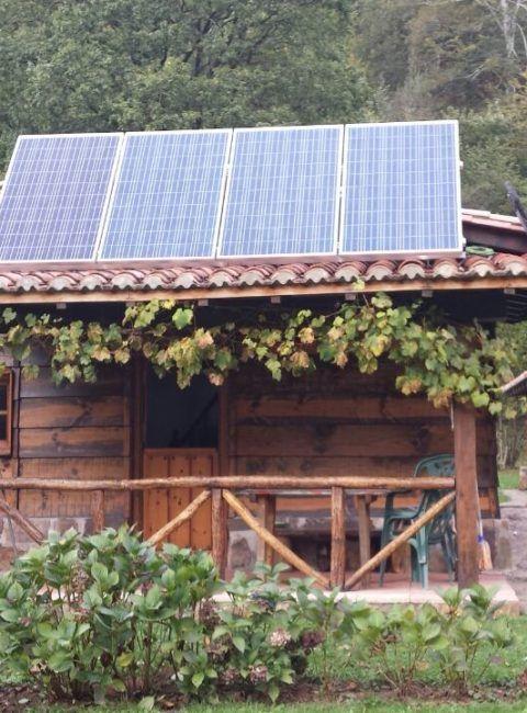 Energía Fotovoltaica Aislada - Ingeosolar