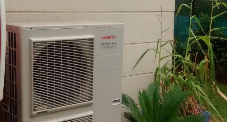 Aerotermia para sustituir radiadores eléctricos - Ingeosolar