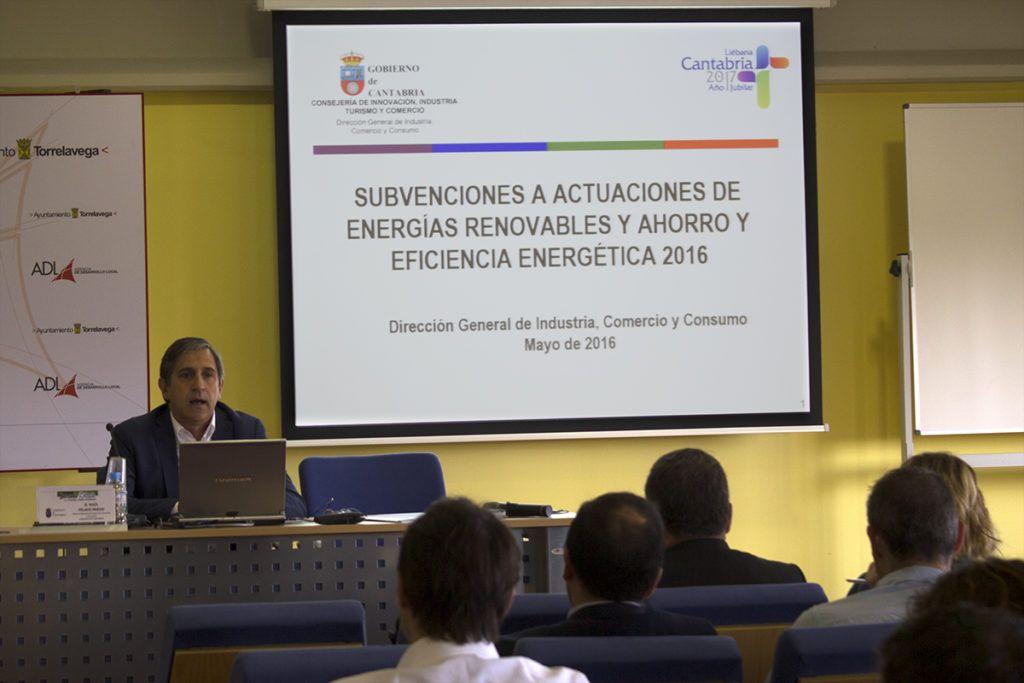 Subvenciones Eficiencia Energética Cantabria 2016