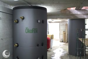 Termoacumulador Okofen - Ingeosolar
