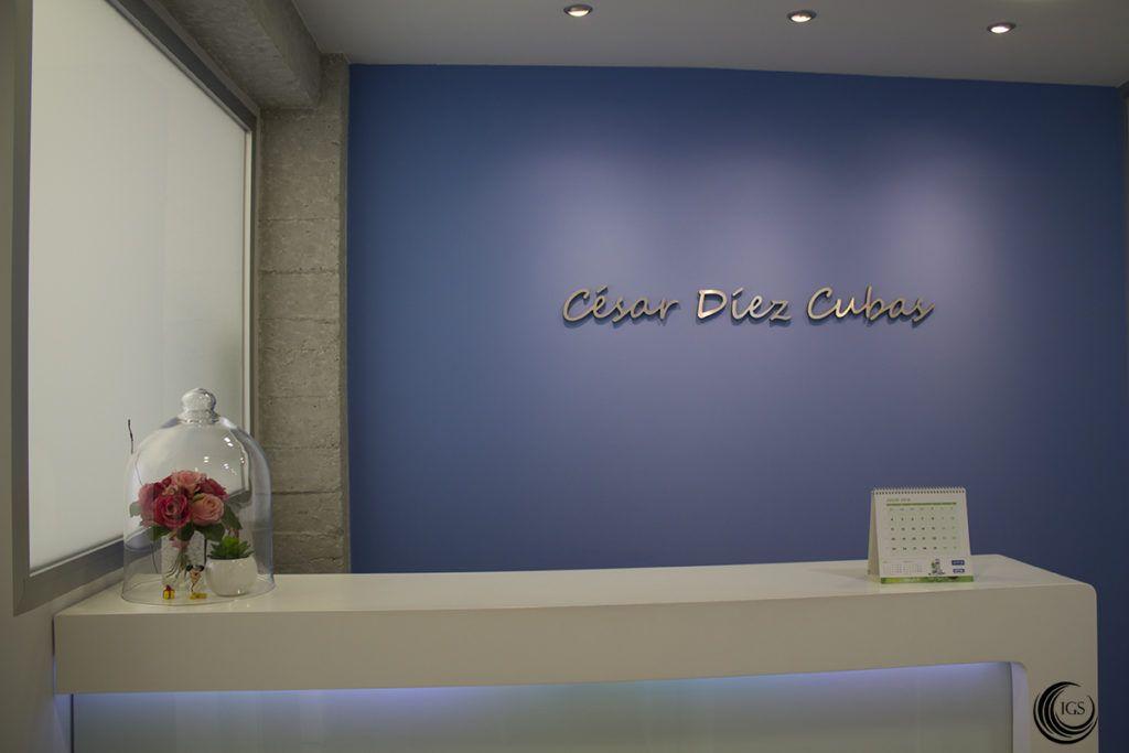 Clínica dental César Díez