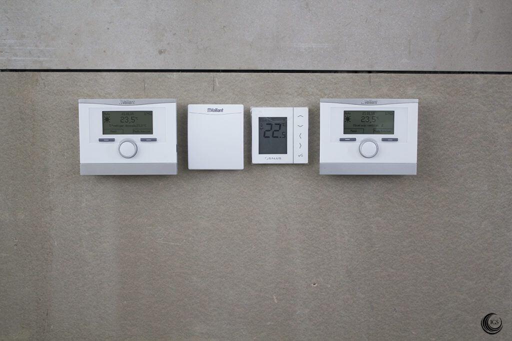 Sensor CO2 de recuperación de calor