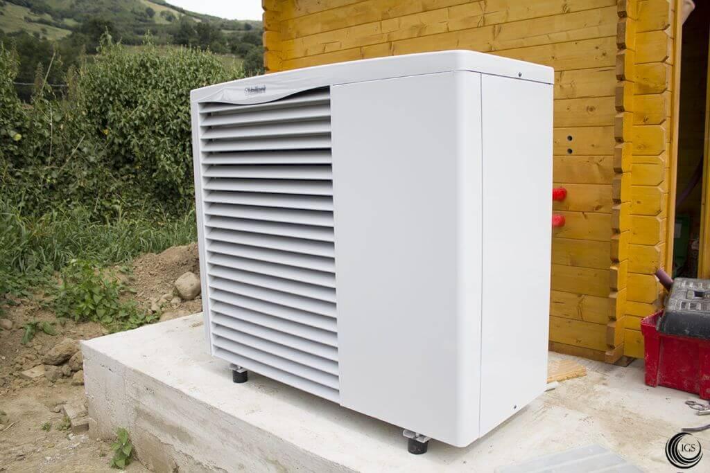 Aerotermia la calefacci n con aerotermia es 25 y 50 - Ahorro calefaccion gas ...