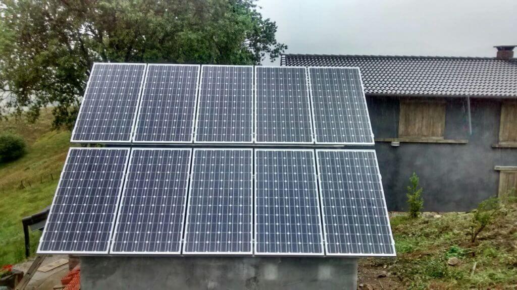 Subvención Solar Fotovoltaica