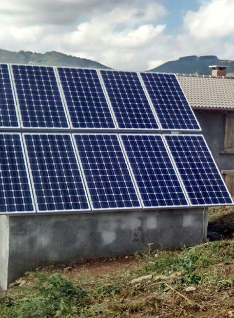 Instalación solar fotovoltaica en Cantabria - Ingeosolar