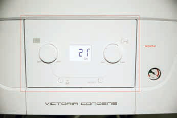 Caldera de condensación Baxi
