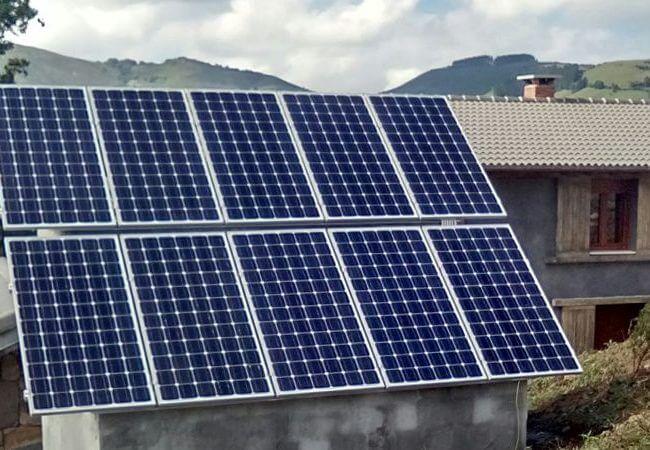 Energía Solar Fotovoltaica para generar electricidad - Ingeosolar