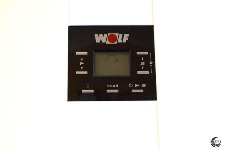 Caldera Wolf FGB-K 28 - Ingeosolar
