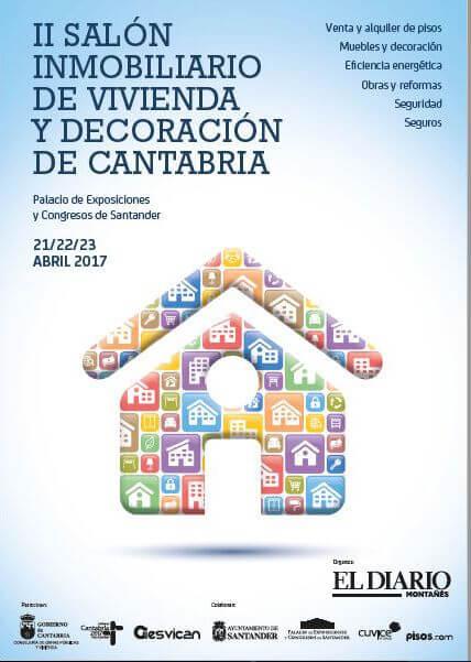 salón inmobiliario de vivienda y decoración de Cantabria