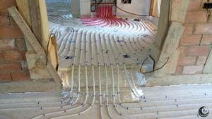 instalación de suelo radiante en Cantabria