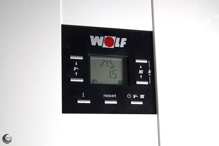 caldera de condensación WOLF FGB