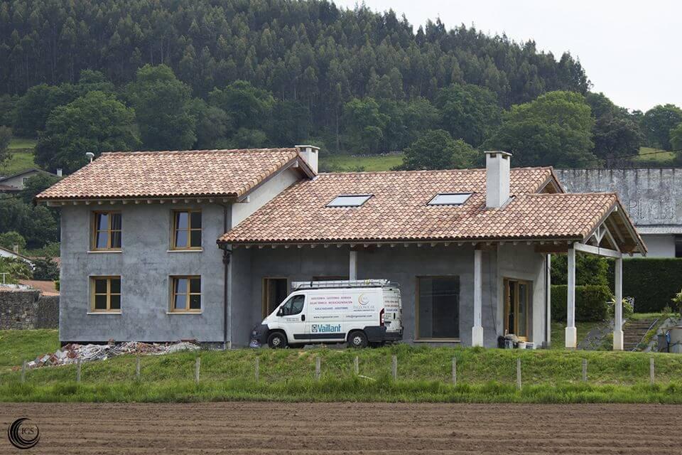 suelo radiante Cantabria