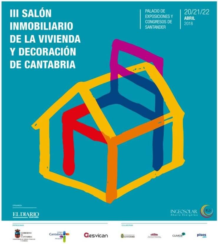 Salón Inmobiliario de Vivienda y Decoracion de Cantabria 2018