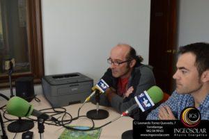 Programa de Radio Geotermia y Subvenciones Chema