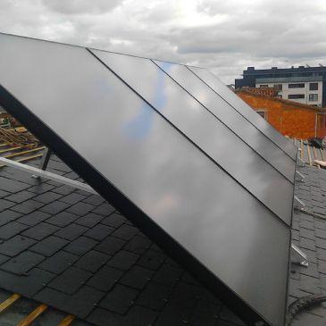 Solar Térmica - Ingoeosolar