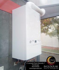 Caldera condensación Thermor Logic Micro - Ingeosolar