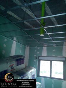 Tubos para ventilación de aire con recuperación de calor - Ingeosolar