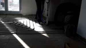 Instaladores de suelo radiante de Ingeosolar
