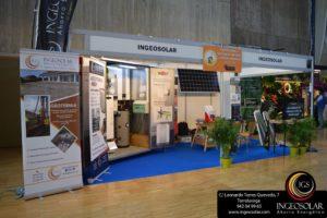 Mejor Stand de Energía en el Salón Inmobiliario de la Vivienda y Decoración 2019 en Cantabria por Ingeosolar