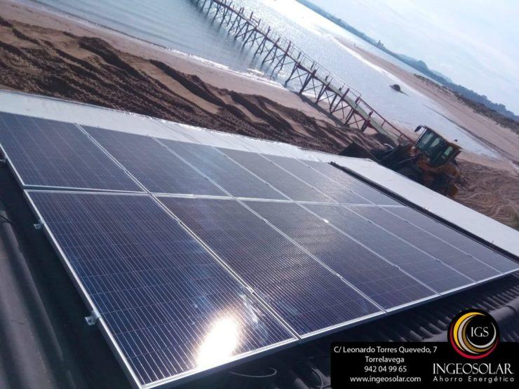 Paneles solares fotovoltaicos en Cantabria - Ingeosolar