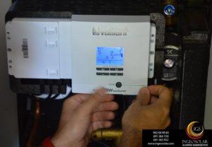 producción de energía solar térmica por ingeosolar