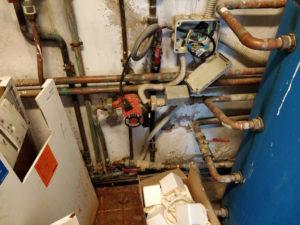 Antigua Instalación de gasóleo