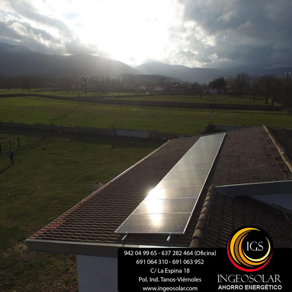 solar fotovoltaica autoconsumo ingeosolar