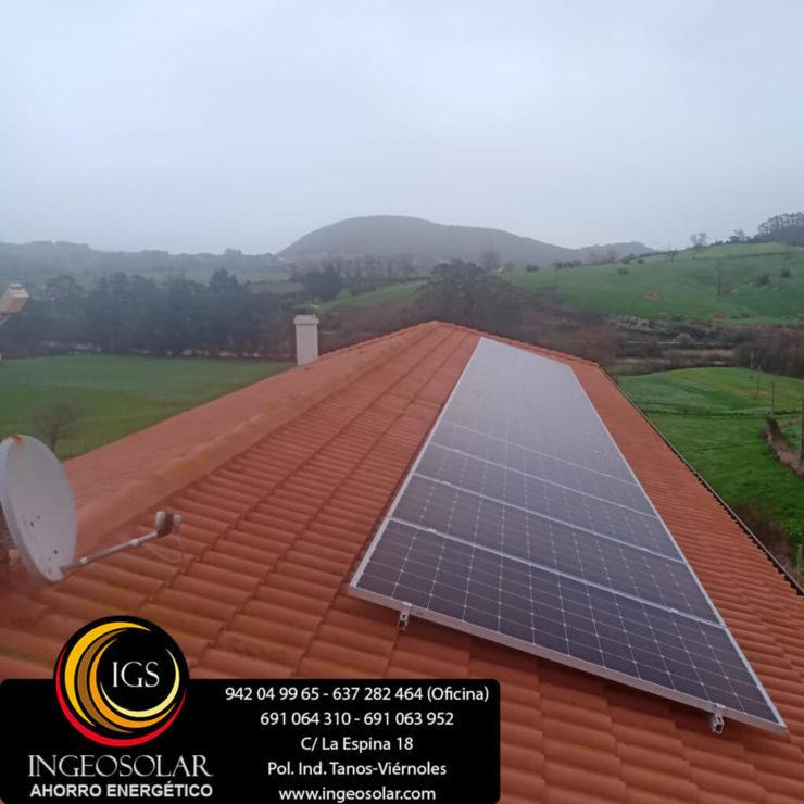 fotovoltaica autoconsumo 5kw ingeosolar