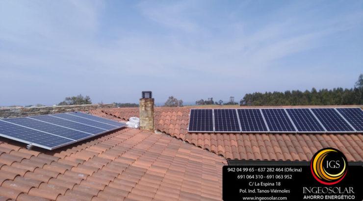 fotovoltaica 2 orientaciones ingeosolar