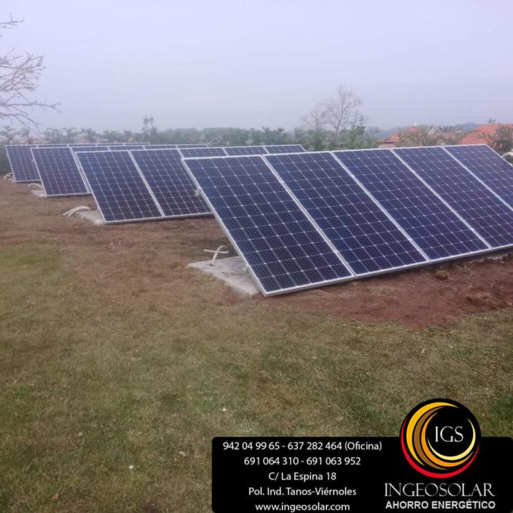 placas solares autoconsumo y aerotermia ingeosolar