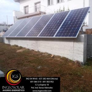 placas solares hinojedo ingeosolar
