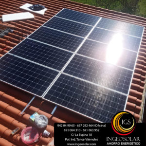 modulos solares fotovoltaicos ucieda ingeosolar