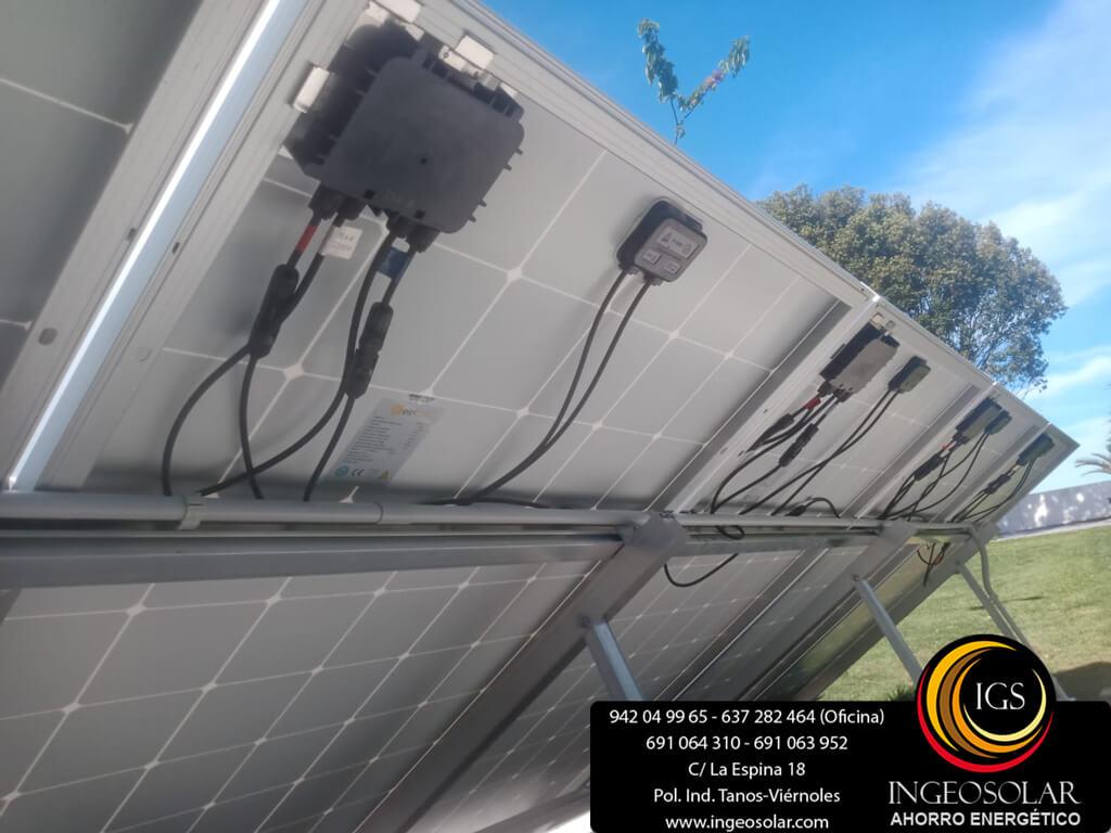 optimizador solar ingeosolar