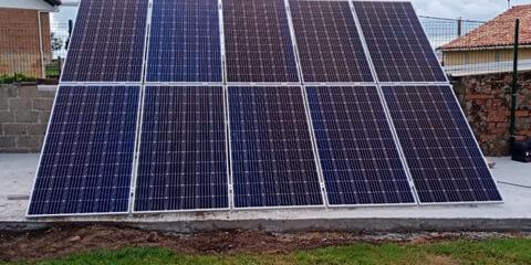 paneles solares fotovoltaica ingeosolar