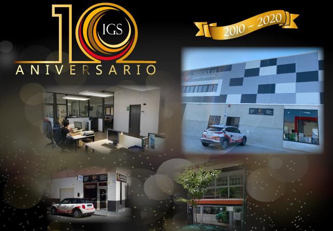 10 aniversario de Ingeosolar