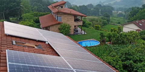microinversores con paneles solares ingeosolar