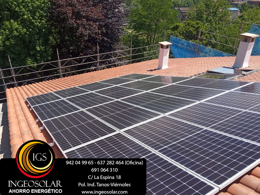 autoconsumo fotovoltaico en euskadi ingeosolar