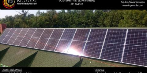 fotovoltaica y aerotermia ingeosolar