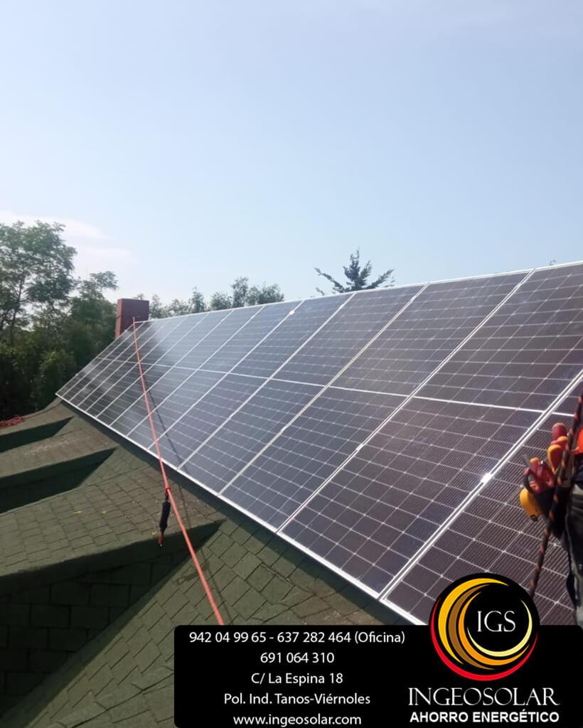placas solares en cantabria ingeosolar